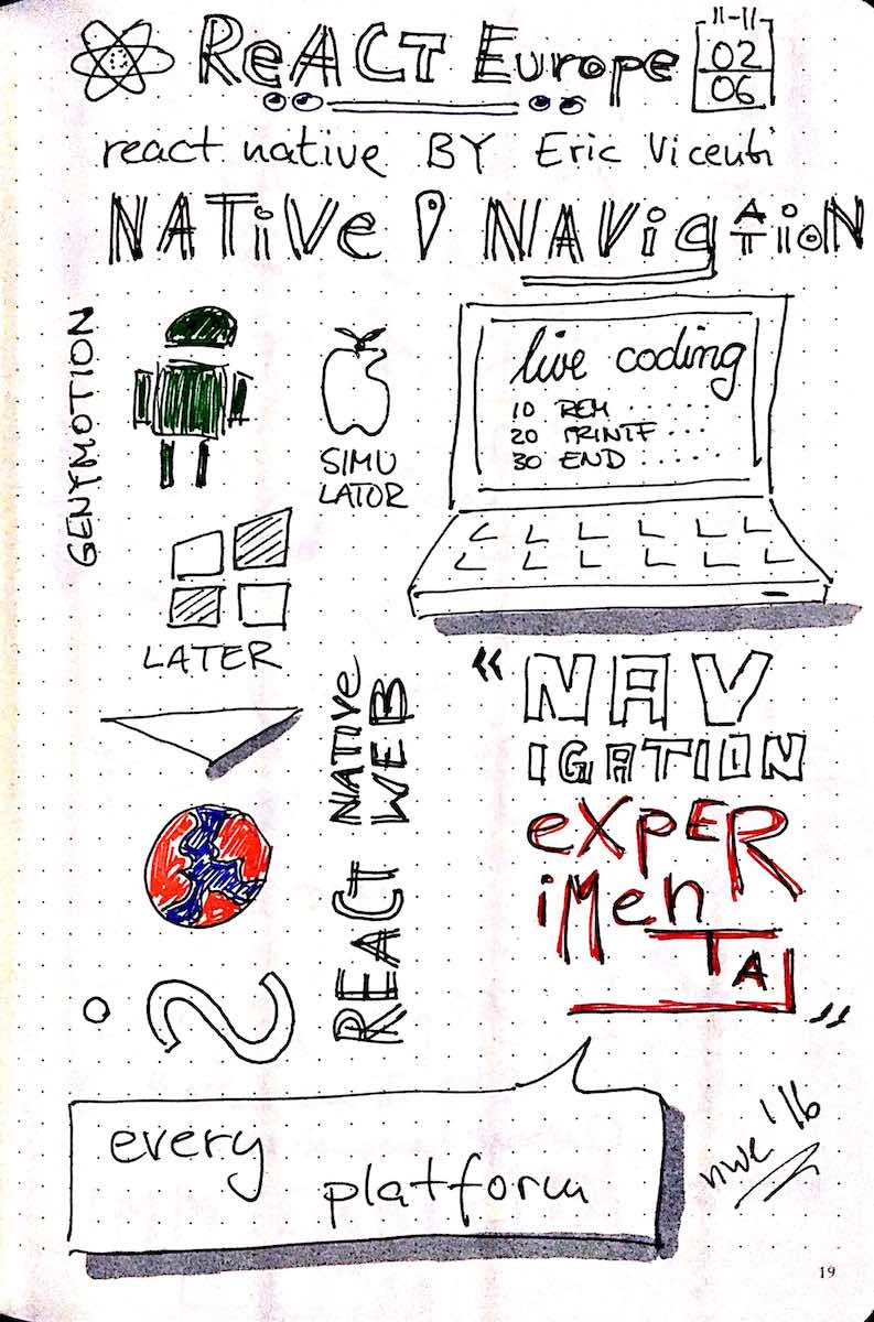 Native Navigation